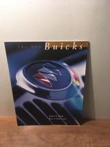 1998 Buick Line Brochure - $8.90