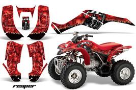 ATV Graphics Kit Quad Decal Wrap For Honda Sportrax TRX250 2002-2005 REAPER RED - $168.25