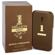 Paco Rabanne 1 Million Prive 1.7 Oz Eau De Toilette Cologne Spray image 5