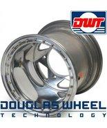 Douglas Billet Aluminum Bead Lock 15 Inch Diameter 12 Inch Wide 5 Lug Vw... - $547.22