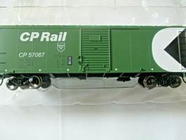 Bowser # 42427 CP Rail Newsprint 40' Boxcar  # CP 57067 HO Scale image 1