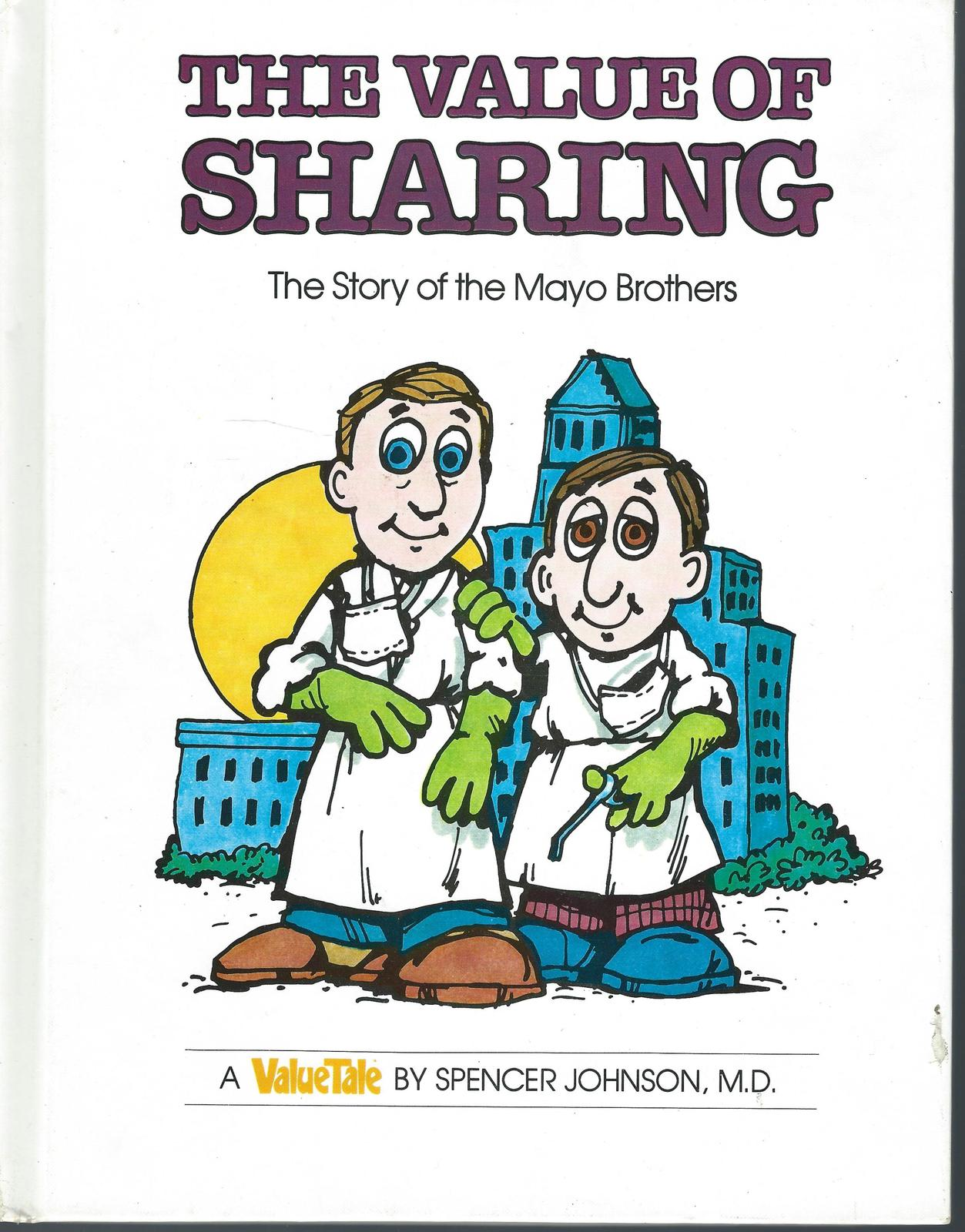 The value of sharing 001