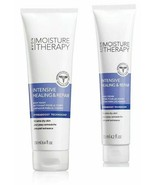 2-pc Set Avon Moisture Therapy Intensive Healing & Repair Body Wash / Ha... - $15.69
