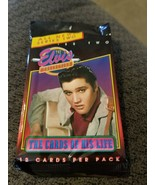 1992 ELVIS PRESLEY THE ELVIS COLLECTION TRADING CARDS Guitar - $6.31