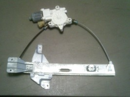 10-13 Chevrolet Chevy Impala RH - Passengers Side Rear Door Regulator With Motor - $29.99