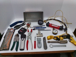 Junk Drawer Collection # 2 - Random Hardware and Tools - $75.00