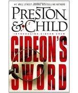 Gideon's Sword (Gideon Crew Series) Preston, Douglas and Child, Lincoln - $4.41