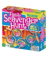 Family Scavenger Hunt GAME, 11174, Ages 6+ - $23.41