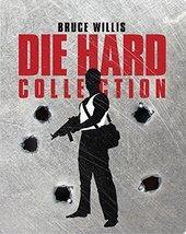Die Hard 5-Movie Collection (Limited Edition Steelbook) [Blu-ray+Digital]