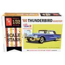 Skill 2 Model Kit 1960 Ford Thunderbird Hardtop Scale Stars 1/32 Scale M... - $36.79