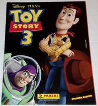 Toy Story 3 Empty Album Panini South American Edition - $3.00