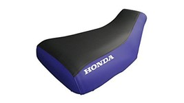 Honda Rubicon 500 Seat Cover Black And Blue Color Honda Logo Year 2001 T... - $42.99