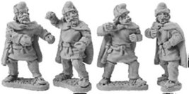 Xyston 15mm: Kappadokian Hillmen Infantry (8)