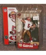 2002 McFarlane NFL San Francisco 49ers Jeff Garcia Action Figure New In ... - $21.99