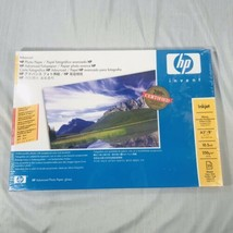 """HP Advanced  PHOTO PAPER Glossy Unopened 13"""" x 19"""" Q5461A - $27.67"""