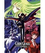 Code Geass Lelouch of The Rebellion 24x36 Poster! - $11.14