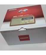 Sangean WR-11SE FM/AM Analog Wooden Cabinet Radio Receiver 40th Annivers... - $85.00