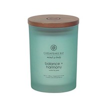 Chesapeake Bay Candle Mind & Body Collection Medium Jar Scented Candle, ... - $21.00