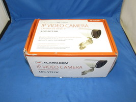 Alarm.com ADC-V721W Outdoor Wireless IP Video Camera - FOR PARTS - $39.99