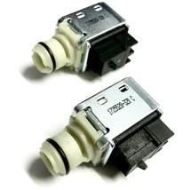 4L60E 4L65E Transmission 1-2 2-3 A & B Shift Solenoid 1993-2015 Set of 2... - $18.66