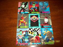 1995 Reboot Fleer Ultra Promo Trading Card Sheet - $0.99