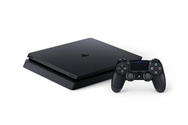 PlayStation 4 Slim 500GB Console [Discontinued] [video game] - $276.17