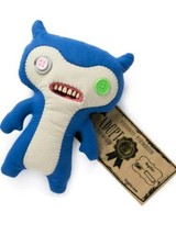 """Spin Master Fuggler Funny Ugly Monster Deluxe Stuffed Animal Toy 12""""Large Plush  - $59.40"""