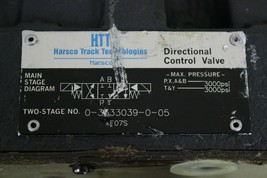 HTT 0-3333039-0-05 Directional Control Valve  image 2