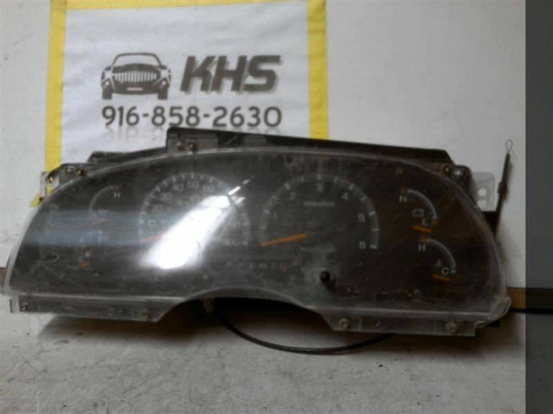 Primary image for Speedometer Cluster MPH Fits 00-02 EXPEDITION 305644