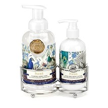 Michel Design Works Scented Foaming Hand Soap and Lotion Caddy Gift Set,... - $36.91