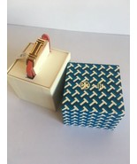 New With Box Tory Burch for fitbit double wrap bracelet Red - $59.99