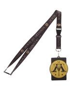 Harry Potter Ministry of Magic ID Badge Holder Keychain Lanyard - $8.75
