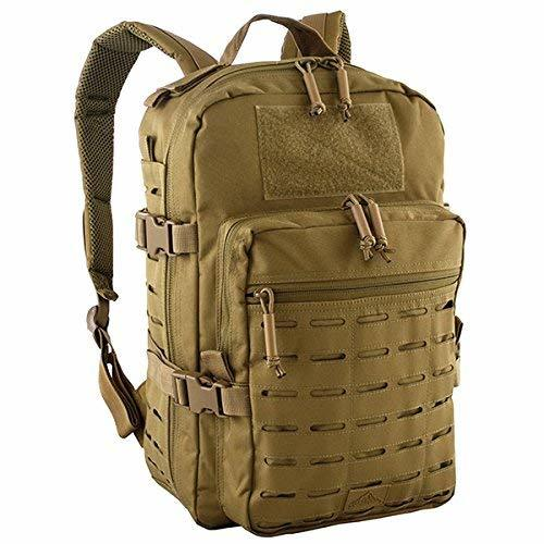 9005394 Red Rock Gear Transporter Day Pack Coyote