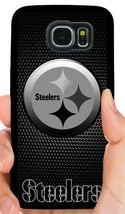 Pittsburgh Steelers Nfl Phone Case For Samsung Note & Galaxy S7 S8 S9 S10 E Plus - $11.99