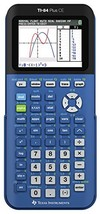 Texas Instruments TI-84 Plus CE Blueberry Graphing Calculator - $203.48