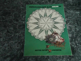 Doilies Book 222 Coats & Clarks - $2.99
