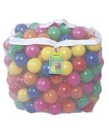 Pit Balls 100Pcs Crush Proof Kids Pet Safe Ball Playhouse Tent Portable ... - $45.64