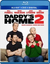 Daddys Home 2 (Blu Ray/DVD W/Digital Hd Combo)