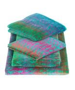 Elaiva Green Ocean Magic Towel Cotton Jacquard Velour & Terry - $20.00+