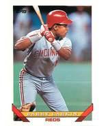 Barry Larkin, Reds, Topps 1993, #110 - $1.25