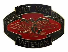 ALBATROS Pack of 24 Vietnam Veteran 1959-1979 Hat Cap Lapel Pin for Home... - $88.49