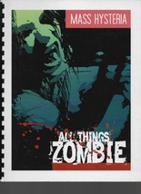 All Things Zombie - Mass Hysteria - SC - 2013 - Two Hour Wargames - 2HW-... - $15.67