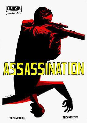 Primary image for Assassination - 1967 - Movie Poster