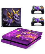 Spyro Vinyl Cover PS4 Skin for Sony PlayStation 4 Console & 2 Controllers - $15.00