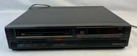 Emerson VCR872 Front Loading Video Cassette Tape Recorder For Parts ONLY EB-3001 - $57.56