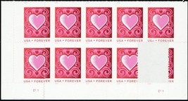 4847, Die Cut Shift ERROR Block of 9 Stamps VERY RARE! - Stuart Katz - $225.00