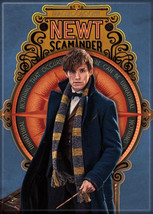Fantastic Beasts Movie Newt Photo Image Refrigerator Magnet Harry Potter... - $3.99