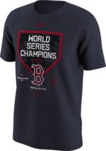 Boston Red Sox Mens Nike 2018 World Series Champions T-Shirt - XXL/XL/La... - $22.49