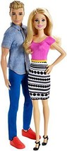 Barbie and Ken Doll 2-pack - $31.32