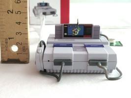 READ* 2021 Hallmark SuperMarioWorld Nintendo Console Ornament Magic Light Sound - $34.95